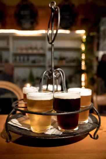 Craft Beer Karussell