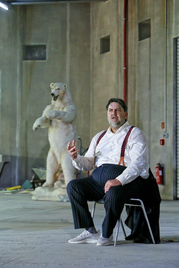 """""""Der Theatermacher"""" Andreas Beck © Birgit Hupfeld"""