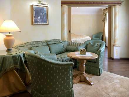 Suite - noch nicht renoviert