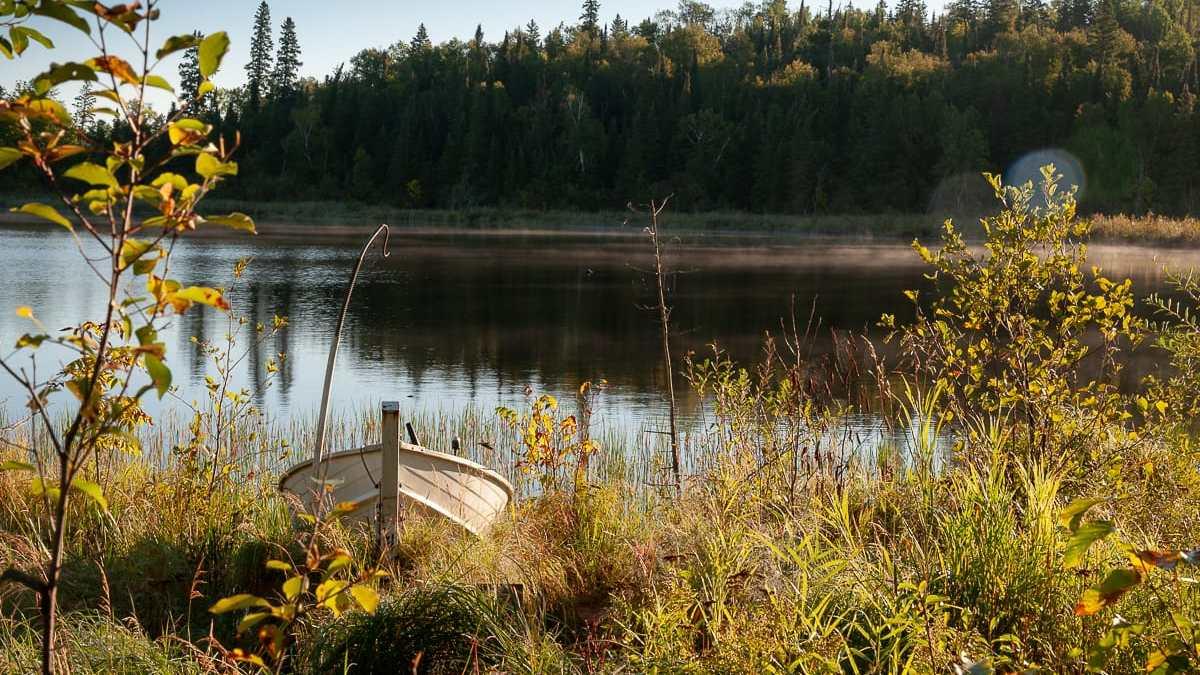 Leben am See - Falcon Lake, Whiteshell Provincial Park