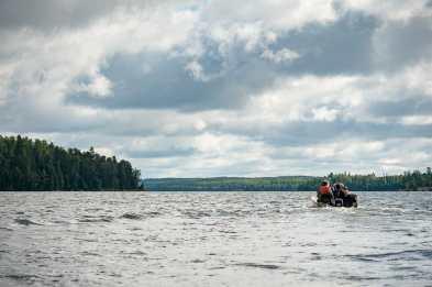High Lake - wunderbare Landschaft zum Entspannen