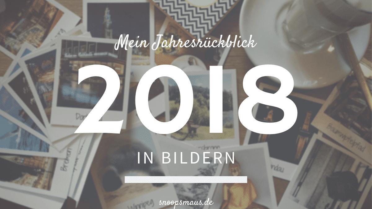 Jahresrückblick 2018 in Bildern