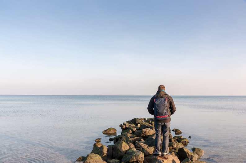 Entspannend an der Ostsee