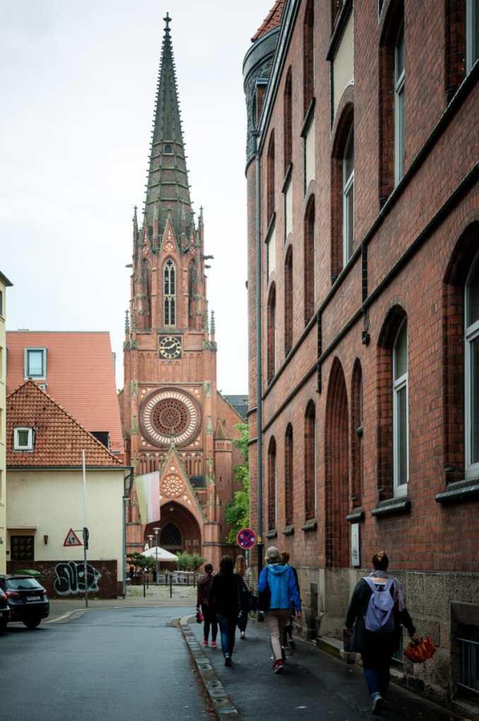 Christuskirche.