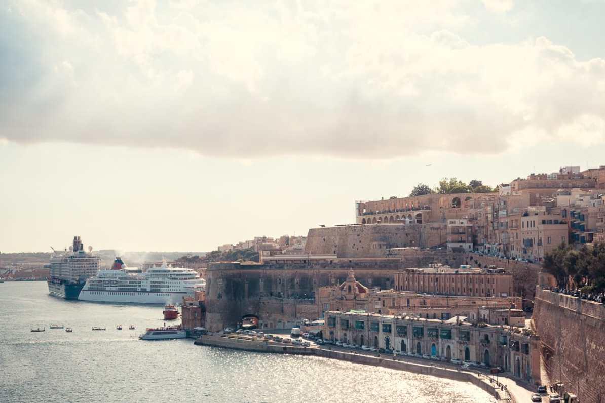 Valletta wurde als Festungsstadt mit zahlreichen Bastionen geplant