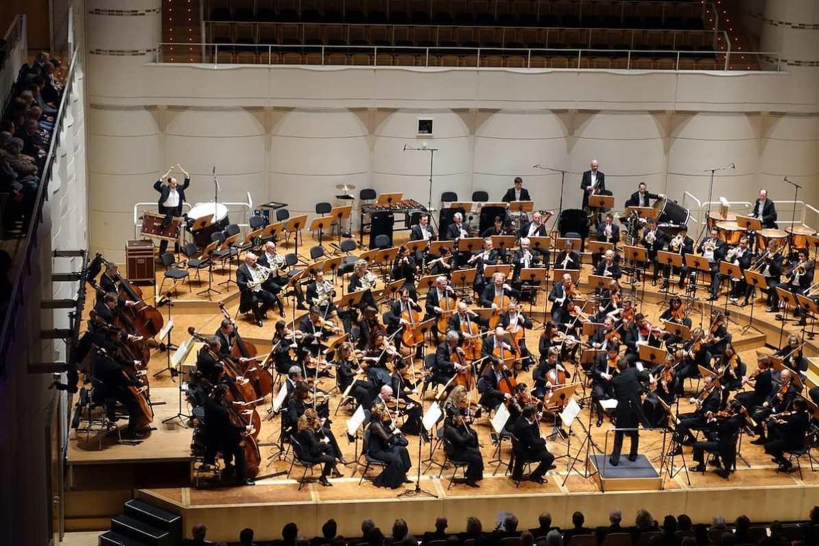 """5. Philharmonisches Konzert - Dortmunder Philharmoniker während der """"1812"""""""