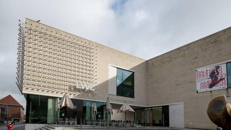 """LWL-Museum Münster - """"Bauhaus und Amerika""""-Ausstellung"""