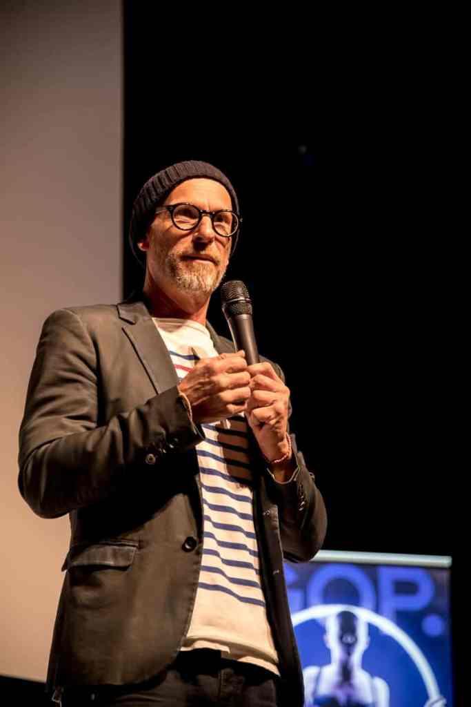 Künstlerischer Leiter des GOP, Werner Buss.