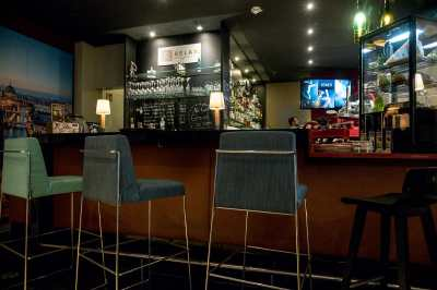Die Bar im RELAX