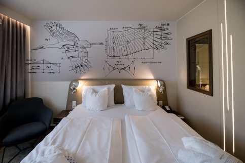 Mein bequemes Bett, Mercure Hotel Berlin City