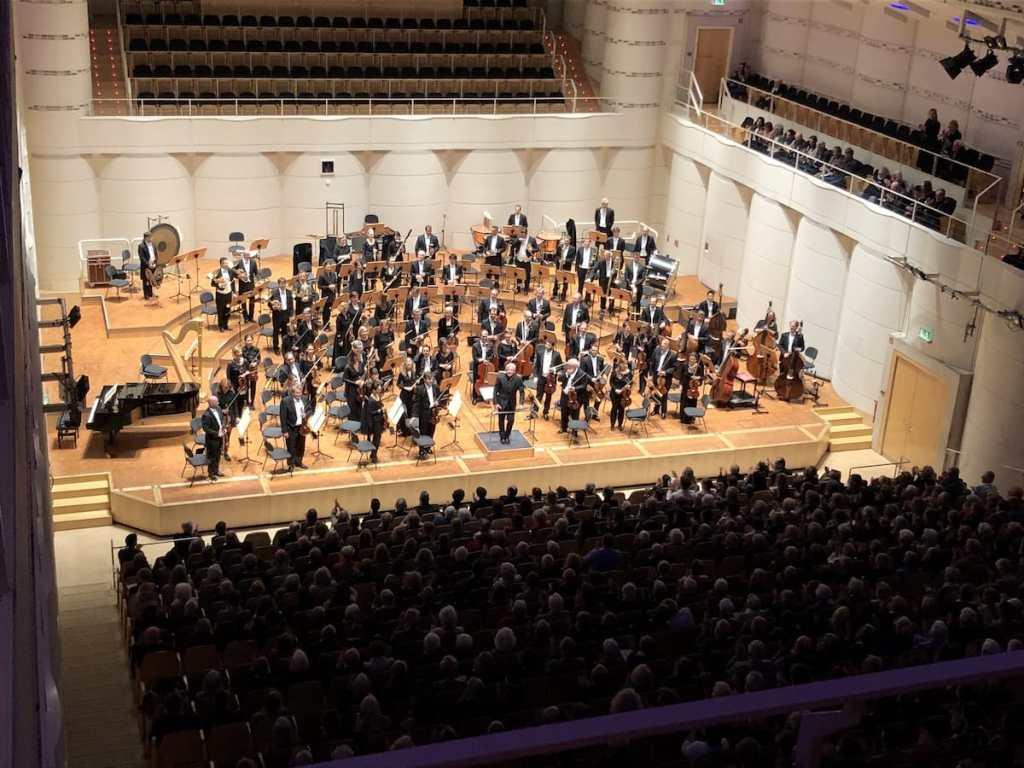 Dortmunder Philharmoniker unter der Leitung von Markus Stenz, Foto: Anneliese Schürer/Dortmunder Philharmoniker