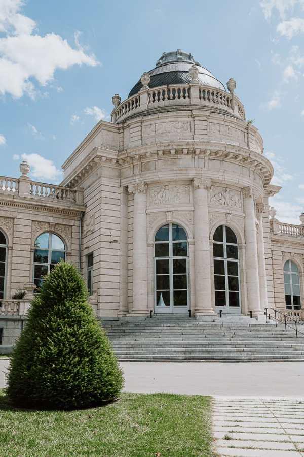 Museum La Boverie, Lüttich