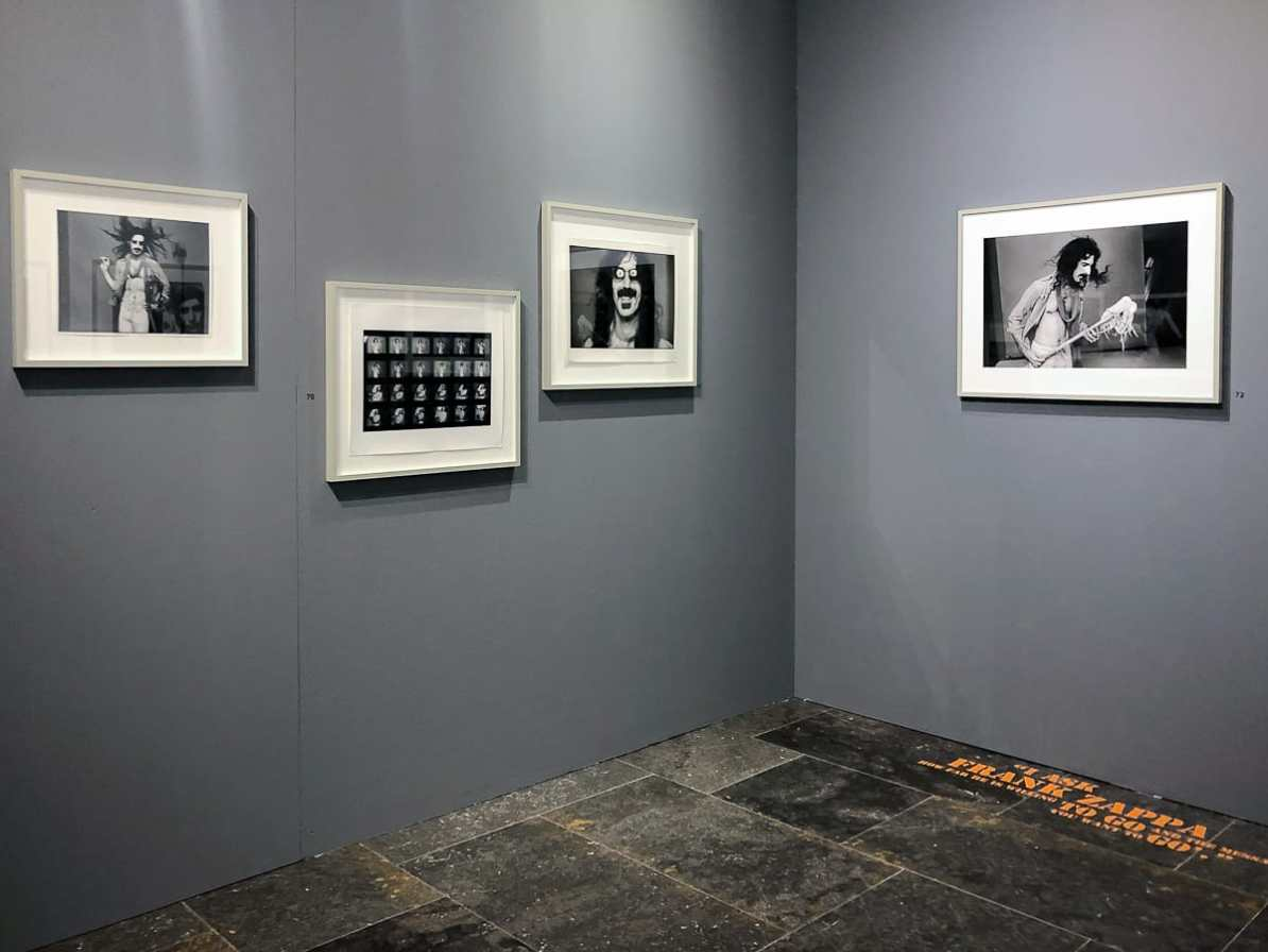 Fotos von Frank Zappa