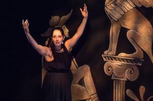 Maggie Conroy Photo by Peter Wochniak Upstream Theatre