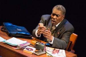 J. Samuel Davis Photo by Peter Wochniak Upstream Theater