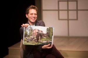 Jeremy Webb Photo by Jerry Naunheim, jr. Repertory Theatre of St. Louis