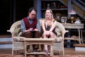 John Feltch, Gracyn Mix Photo by Jerry Naunheim, Jr. Repertory Theatre of St. Louis