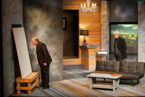 John Pierson, Drew Battles Photo by John Lamb St. Louis Actors' Studio