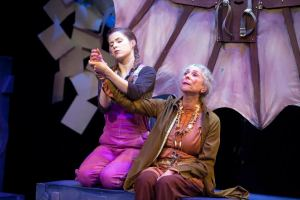 Austen Danielle Bohmer, Nancy Lewis Photo by John Lamb Mustard Seed Theatre
