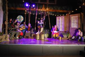 Cast of As You LIke It Photo by Joey Rumpell Slightly Askew Theatre Ensemble
