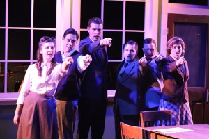 Cast of Atomic Photo by Jill Ritter Lindberg New Line Theatre