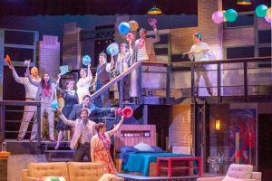 Cast of Company Photo by John Lamb Insight Theatre Company