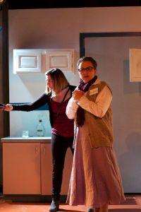 Elizabeth Van Pelt, Nancy Nigh Photo by Michael Young R-S Theatrics