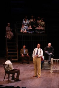 Cast of To Kill a Mockingbird Photo by Jerry Naunheim, Jr. Repertory Theatre of St. Louis