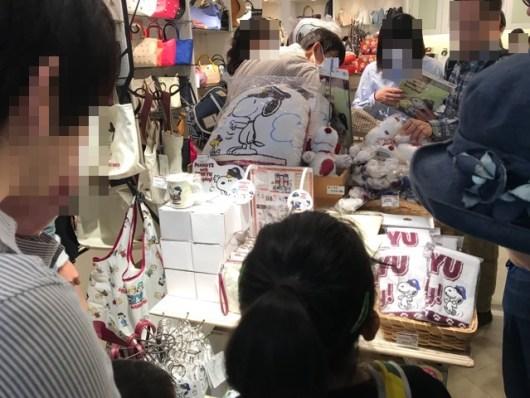 スヌーピー×阪急電車のコラボグッズなど リポート