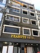 ピーナッツホテル 2018年6月