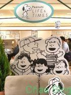 スヌーピー西宮阪急「PEANUTS LIFE&TIMES」グッズ