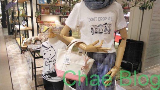 スヌーピー阪急西宮のお店♬⃝2019年6月29日リポート