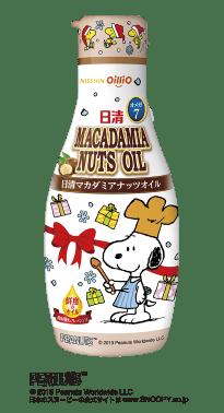 鮮度のオイル「スヌーピーボトル」2019クリスマス柄