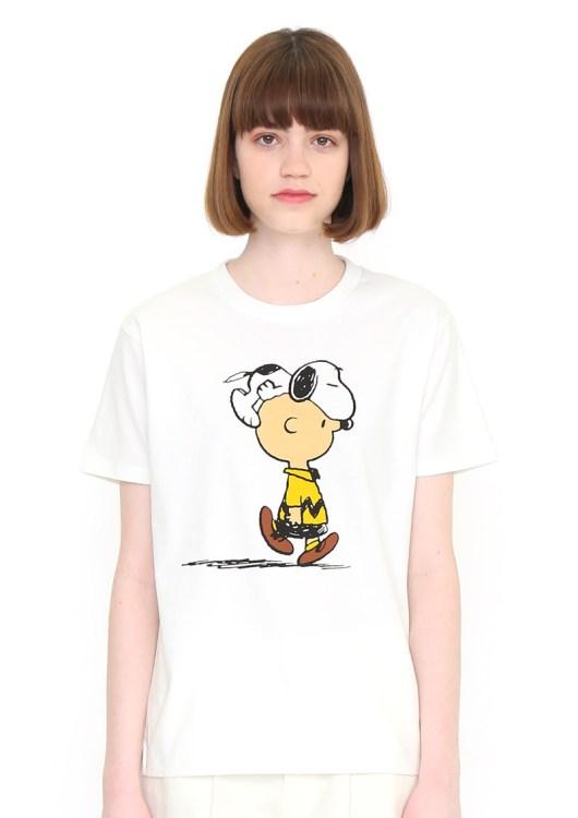 スヌーピーとグラニフとのコラボTシャツ2020