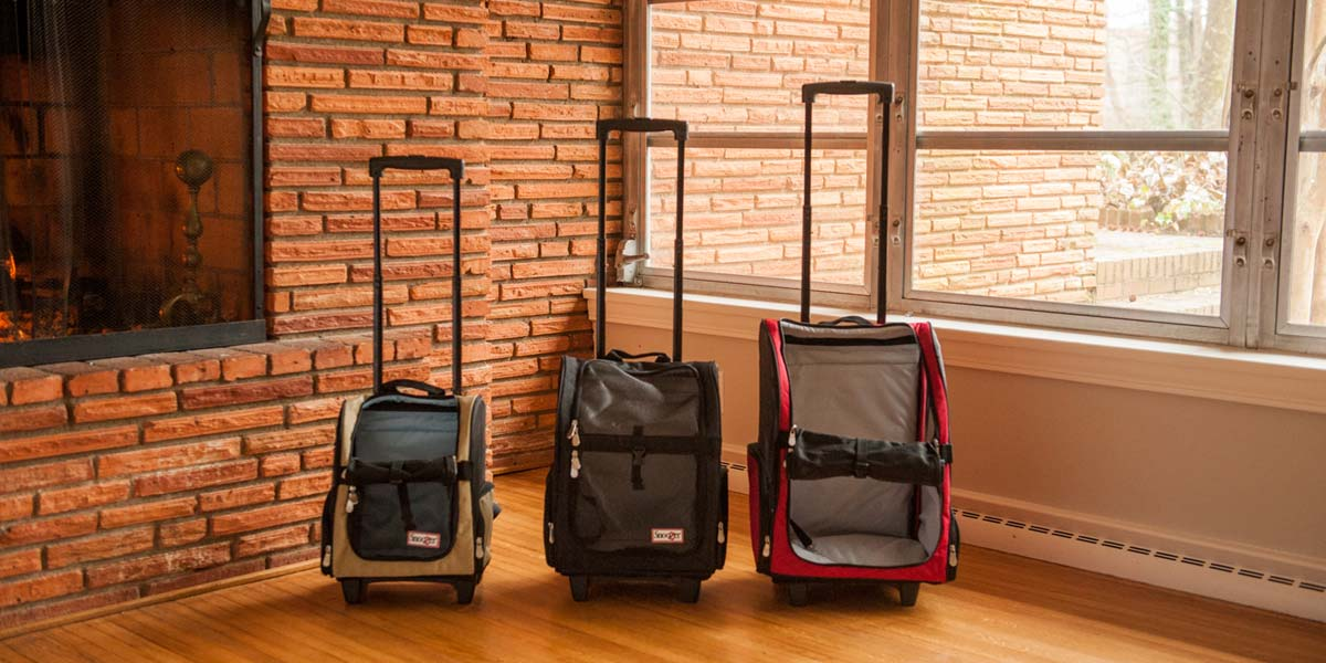 Dog Carriers Amp Purses Rolling Carriers Totes Airline