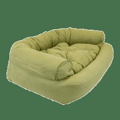 Buckskin Sofa Air Mattress For Lazy Boy Sleeper Snoozer Overstuffed Luxury Dog | Microsuede Fabric