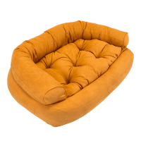 Snoozer Overstuffed Sofa Pet Bed Replacement Cover Snoozer ...