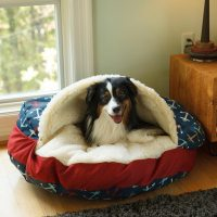 Replacement Cover - Luxury Cozy Cave Dog Bed | Wag Collection