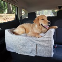 Replacement Cover - Snoozer Large Luxury Lookout II | Show Dog