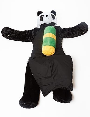 Snoozzoo : snoozzoo, Panda, Sleeping, SnooZzoo