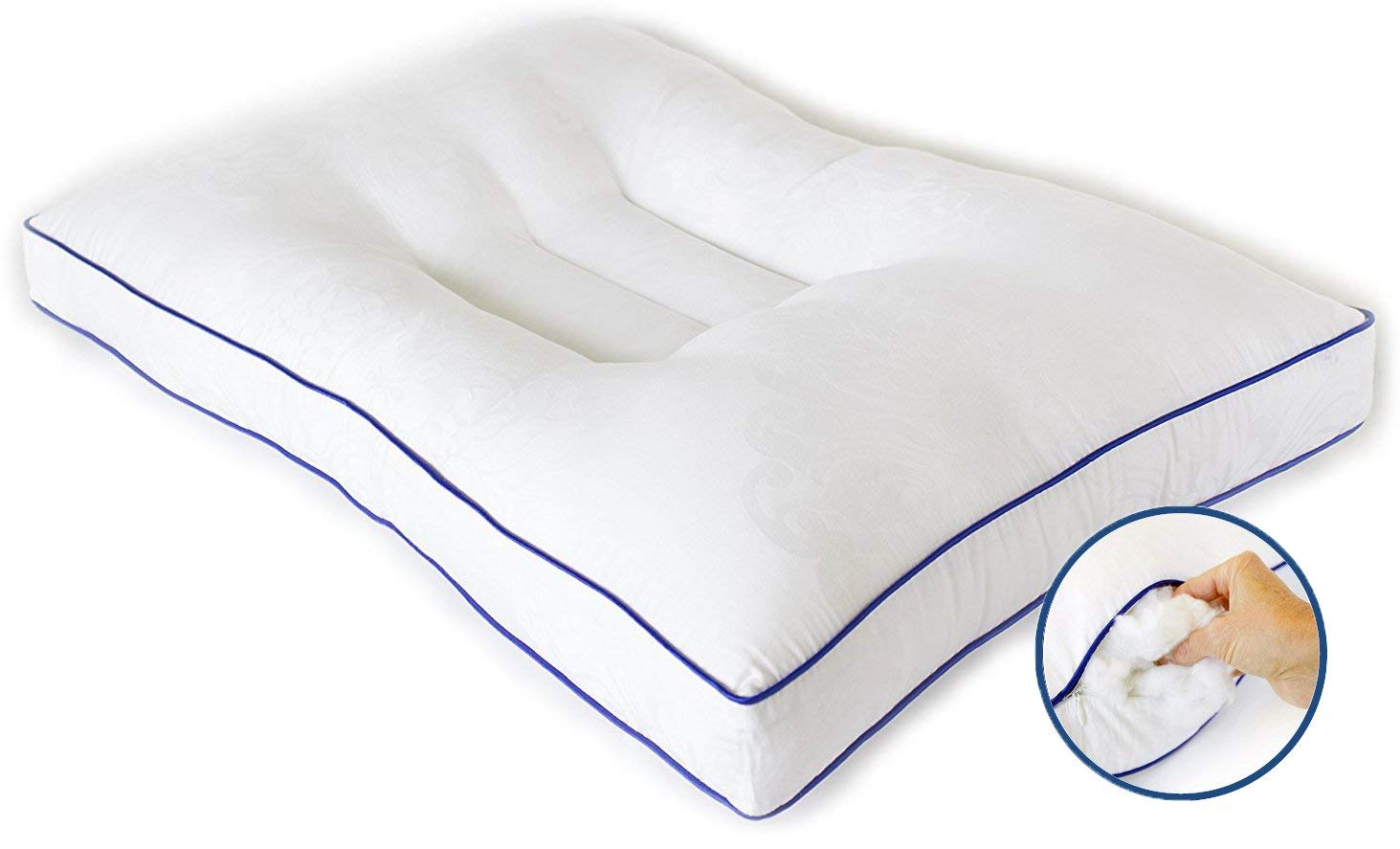 Pillow for Neck Pain That Really Works Updated for 2019