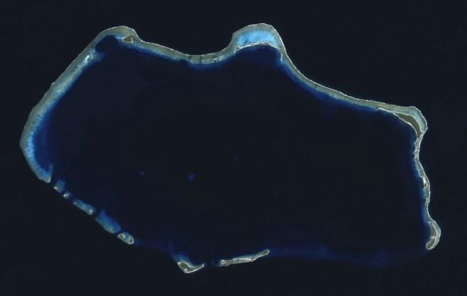 Bikinin Atoll best coral reefs