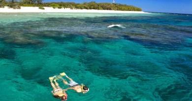 Lady Elliot Coral Island - Explore Australia