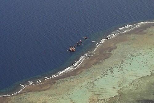 Shipwreck Million Hope