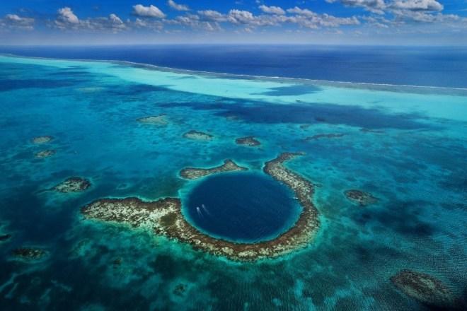 best coral reefs belize