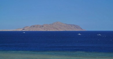 Special snorkeling places in Egypt - Mini series - III. - Tiran Island