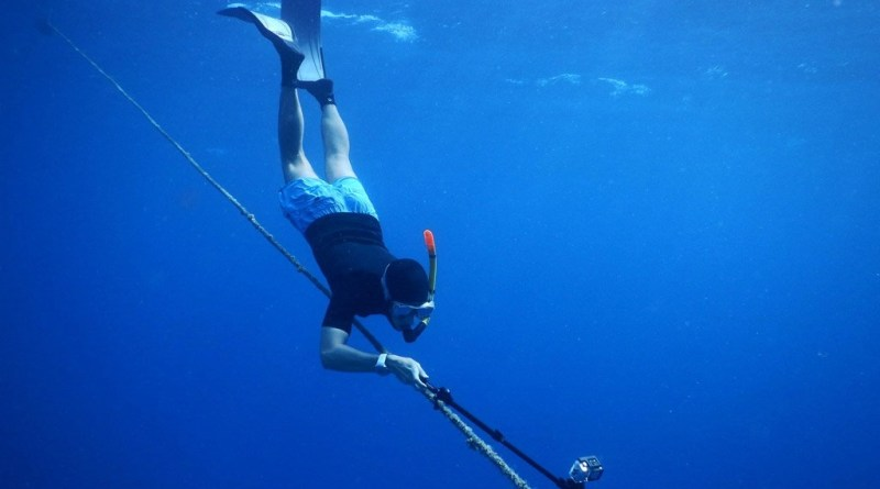 Waterproof selfie stick - Get your GoPro underwater