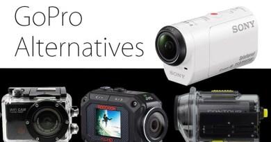 GoPro alternatives – get ready for summer!