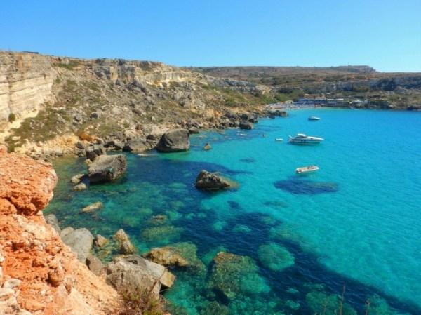 Mediterranean Sea - Discover Malta underwater