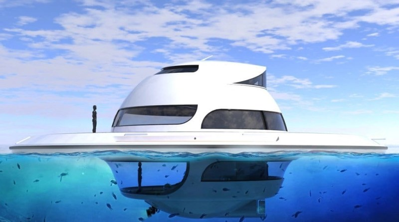 Ufo Floating Home Price